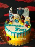 Торт детский. Фото 3.