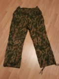 Армейские ватные штаны. Фото 3.