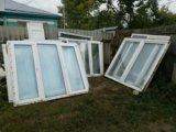 Б/у пластиковые окна. Фото 4.