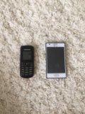 Телефон на запчасти. Фото 1.