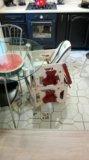 Стол+стул для кормления!. Фото 2.