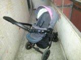 Коляска bebe mobile toskana 2 в 1. Фото 4.