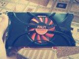 Видеокарта palit gtx 550ti. Фото 4.