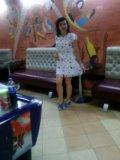 Платье шифоновое. Фото 2.