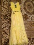 Шикарное платье 38 р-р. Фото 3.