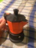 Гейзерная кофеварка. Фото 2.