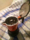 Гейзерная кофеварка. Фото 3.