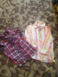 Рубашки +юбка. Фото 1.