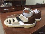 Сандалии босоножки обувь новые 15см по стельке. Фото 1.