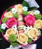 Цветы в коробке. Фото 2.