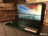 Настоящий игровой ноутбук acer core i5. Фото 1.