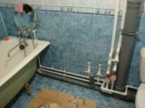 Отопление , водопровод , канализация. Фото 1.