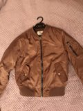 Бомбер куртка. Фото 1.