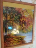 Картины вышитые бисером. Фото 1.
