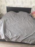 Каркас кровати. Фото 1.