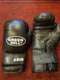 Перчатки для бокса. Фото 1.