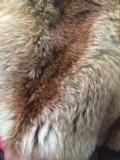 Меховой жилет из лисы. Фото 3.