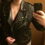 Кожаная куртка, кожанка, косуха. Фото 1.