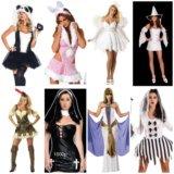 Карнавальные костюмы на хеллоуин. Фото 1.