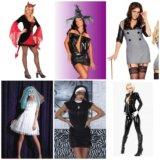 Карнавальные костюмы на хеллоуин. Фото 2.