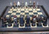 Властелин колец шахматы. Фото 2.