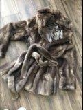 Шуба чехославатская андатра. Фото 1.