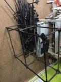 Каркас для стеллажей/за все трубки и соединения. Фото 1.