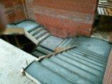 Монолитные бетонные лестницы. Фото 1.