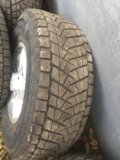 Bridgestone blizzak dm-z3. Фото 2.