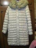 Зимнее пальто. Фото 1.