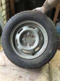Зимние шипованные колеса 4 шт. Фото 4.