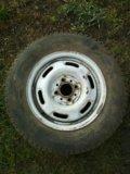 Зимняя шина с диском r13. Фото 2.