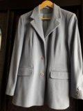 Пиджак женский натуральная шерсть. Фото 3.