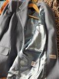 Пиджак женский натуральная шерсть. Фото 4.