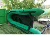 Лодка надувная орион-25н. Фото 1.