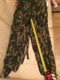 Ватные тёплые штаны новые(ватники). Фото 3.