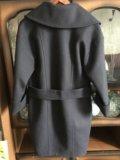 Пальто шерсть. Фото 3.