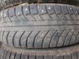3 шипованных колеса на калину. Фото 3.