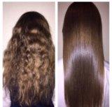 Кератиновое выпрямление волос. Фото 4.