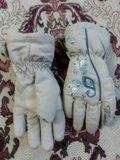 Перчатки детские. Фото 1.
