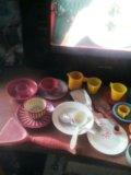 Набор игрушечная посуда ссср. Фото 2.
