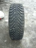 Зимний комплект колес. Фото 1.
