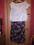 Юбка и блузка. Фото 1.