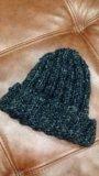 Вязаная шапка. Фото 1.