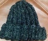 Вязаная шапка. Фото 2.