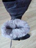 Сапоги зимние. Фото 3.