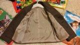 Пиджак коричневый 2-3 года. Фото 2.