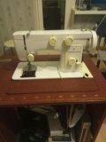 Швейная машинка чайка142м. Фото 3.