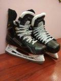 Коньки хоккейные bauer supreme 160, 36,5 размер. Фото 1.