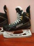 Коньки хоккейные bauer supreme 160, 36,5 размер. Фото 2.